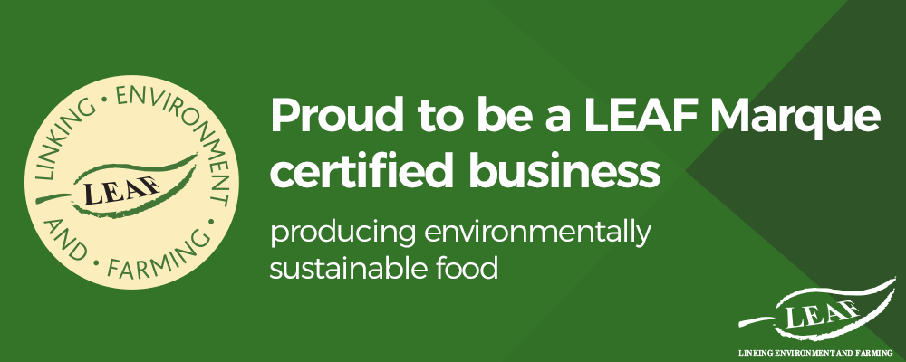A LEAF Certified Business