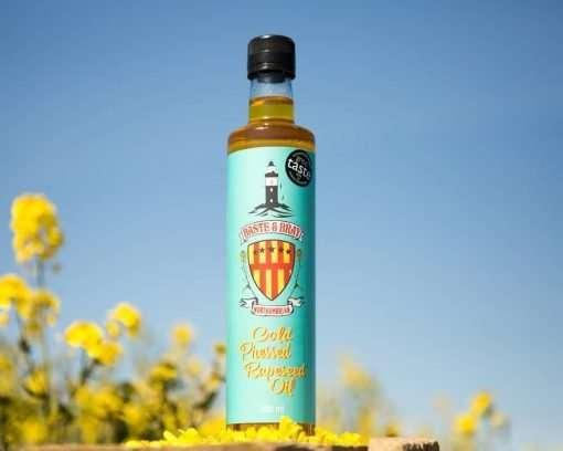 rapeseed oil 500ml bottle